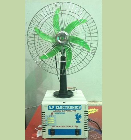 12 inch portable fan rechargeable-2