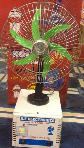 12 inch portable fan rechargeable-3