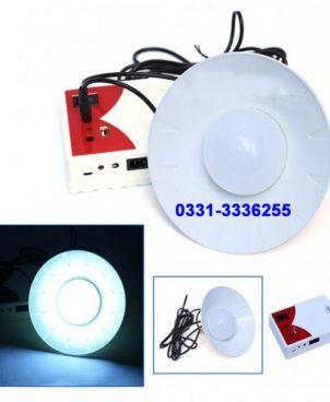 PowerBank And 5 Watt LED Bulb Chargeable