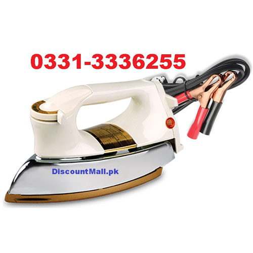 DC 12 Volt Solar Electric Iron
