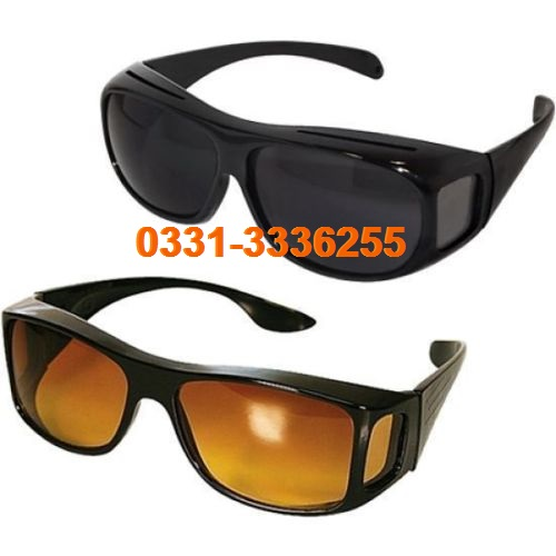 Hd Vision Day Night Sunglasses