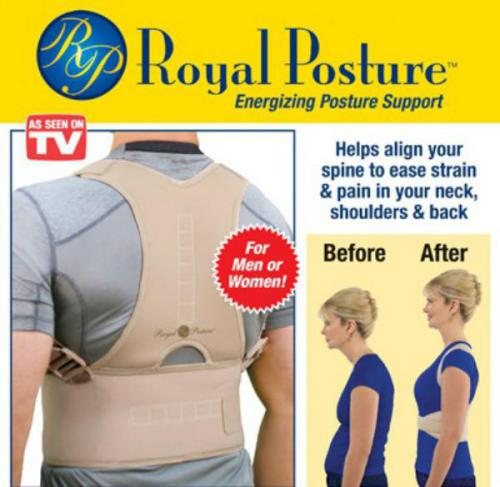 Back Support Royal Posture