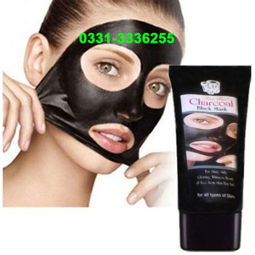 Charcoal Mask Deep Skin Cleanser