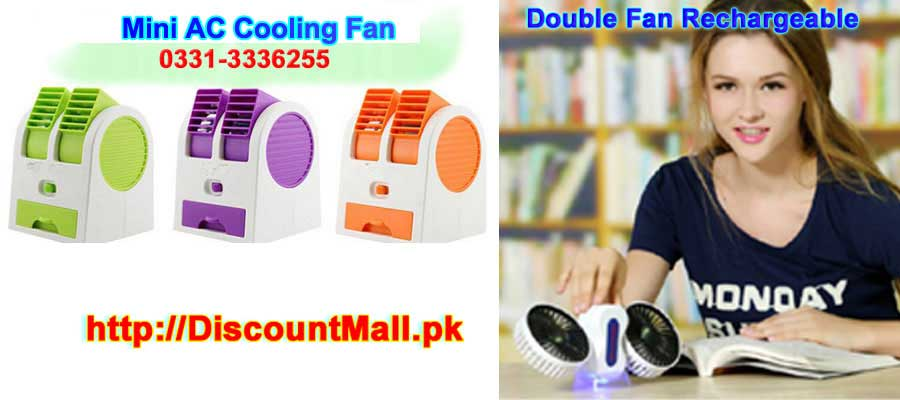 Mini AC Cooling Fan