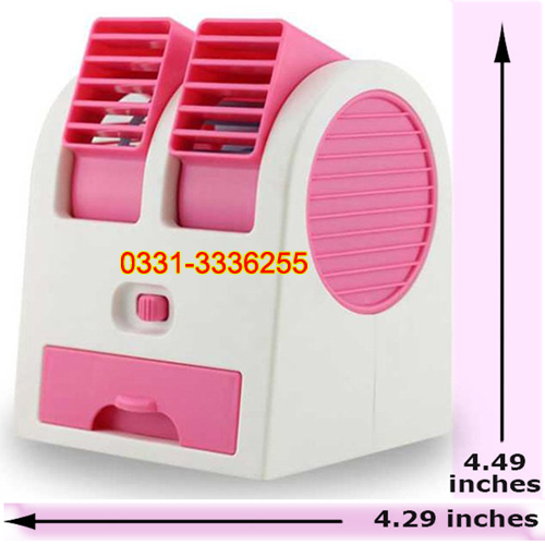 Mini Rechargeable AC Fan