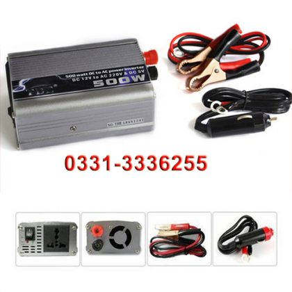 Solar Power DC Inverter 12 Volt To 220 Volt