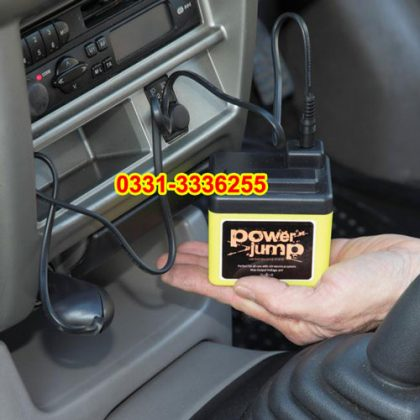 Mighty Power Jump Start Car When Battery Low