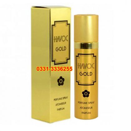 Havoc Gold 100% Original Perfume