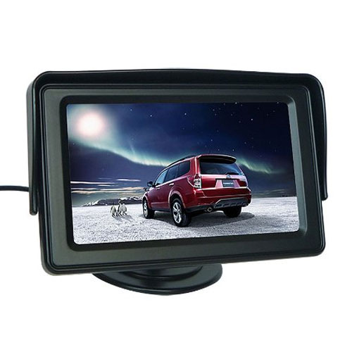 6 Inch Screen For CCTV & Car Camera