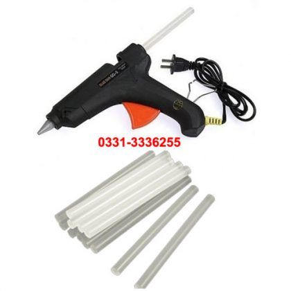 Glue Gun (60W) With 10 Free Glue Sticks