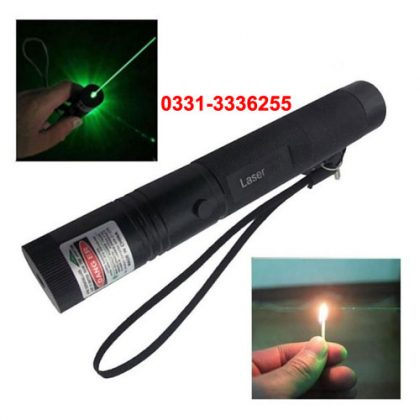 Green Laser Rechargeable Pointer Light