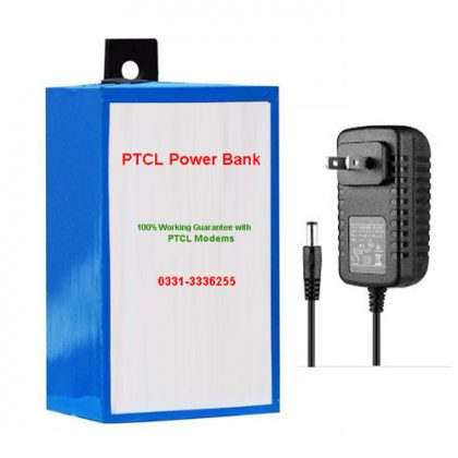 PTCL Modem Power Bank
