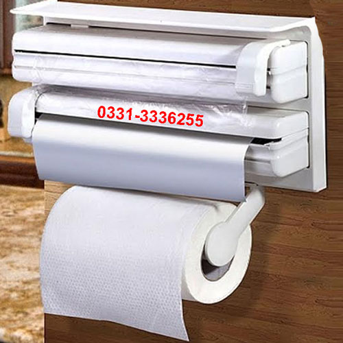 Triple Paper Dispenser 3in1 A Smart Choice