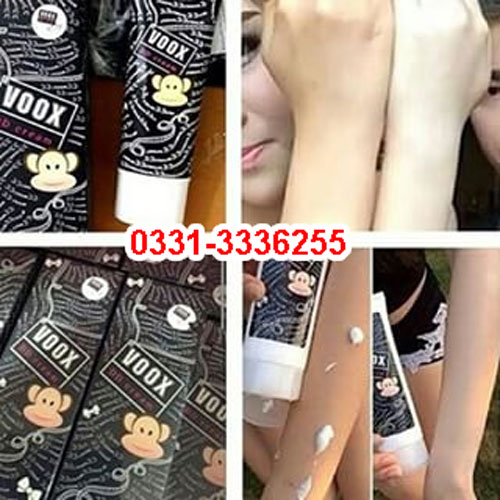 Voox DD Body Whitening Lotion 100% Original