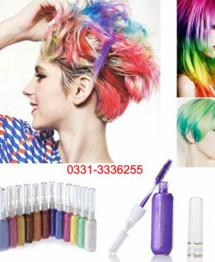 Hair Color Mascara Box 24 Pices