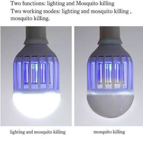 Mosquito Killer Plus 12 Wat LED Bulb