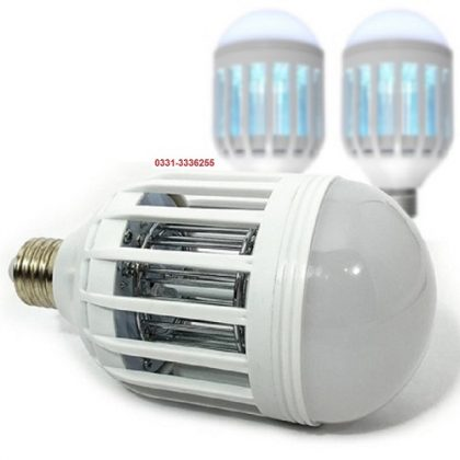 Pack Of 2 Mosquito Killer Bulbs