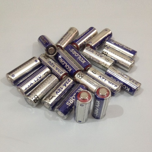 Pack Of 20   Alkaline Batteries 12V 23A