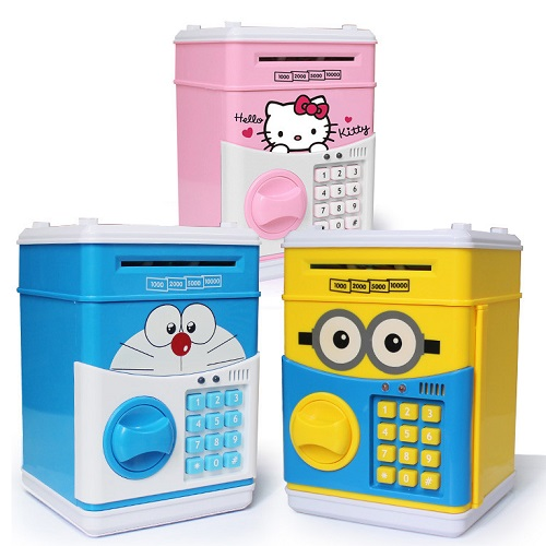 Kids Bank Toy Mini ATM 1