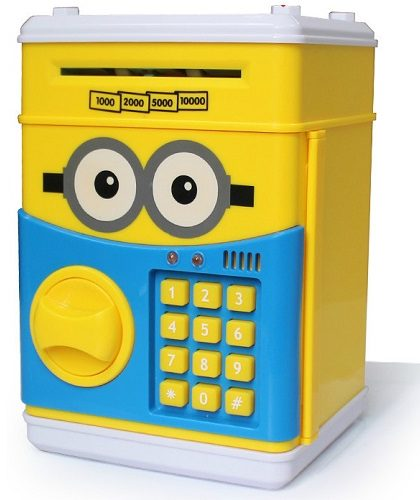 Kids Bank Toy Mini ATM