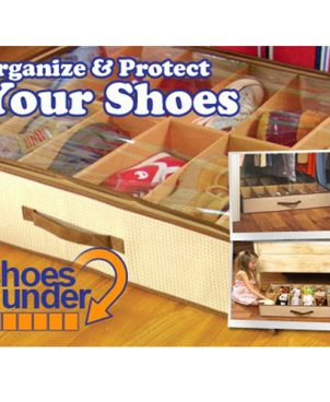 Shoes Under Organizer 1