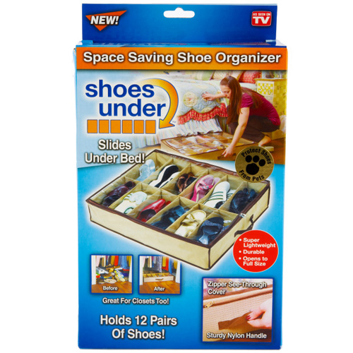 Shoes Under Organizer
