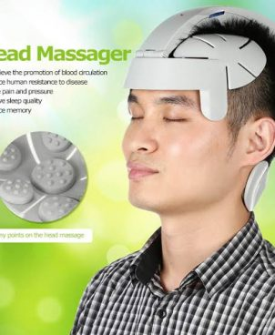 Full Head Massager Machine