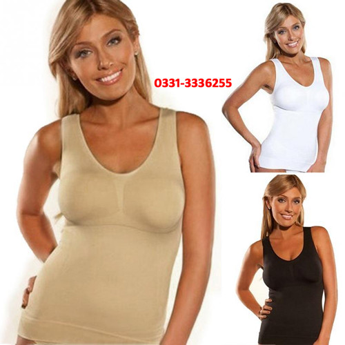 Cami Shaper Tank Top Fitness Shapewear 1