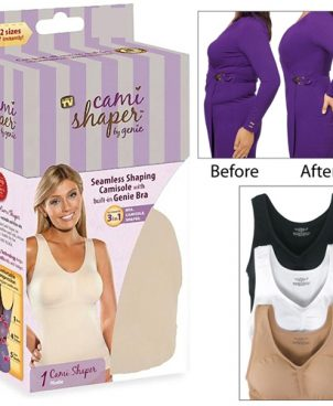 Cami Shaper Tank Top Fitness Shapewear