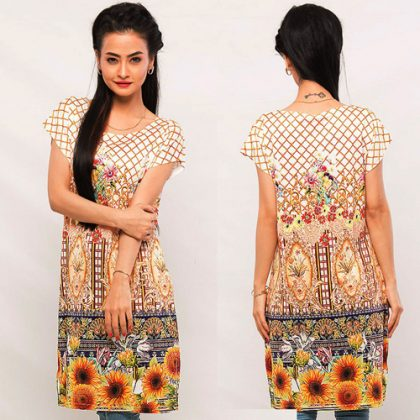 Digital Printed Top DM 202