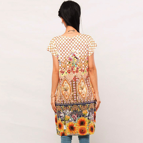 Digital Printed Top   DM Top 202 1