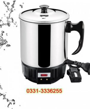 Electric Coffee Mug Large Cup Kettle