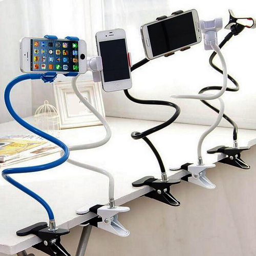 Hands Free Mobile Phone Clip Holder 1