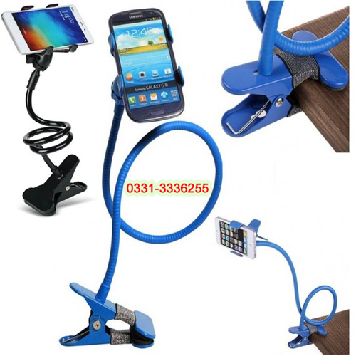 Hands Free Mobile Phone Clip Holder