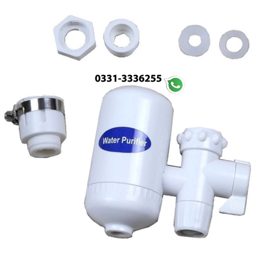 Mini Water Purifier With Ceramic Cartridge Filter 1