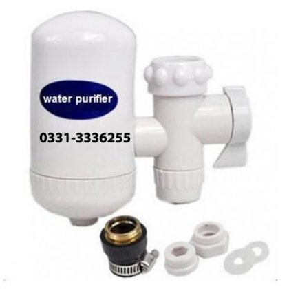 Mini Water Purifier With Ceramic Cartridge Filter