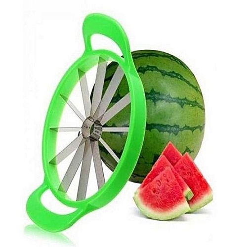 Stainless Steel Watermelon Cutter And Slicer