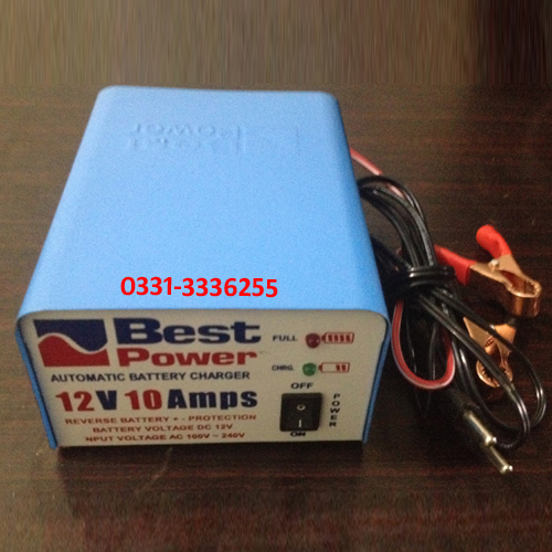 10 Amp New Charger 800 1