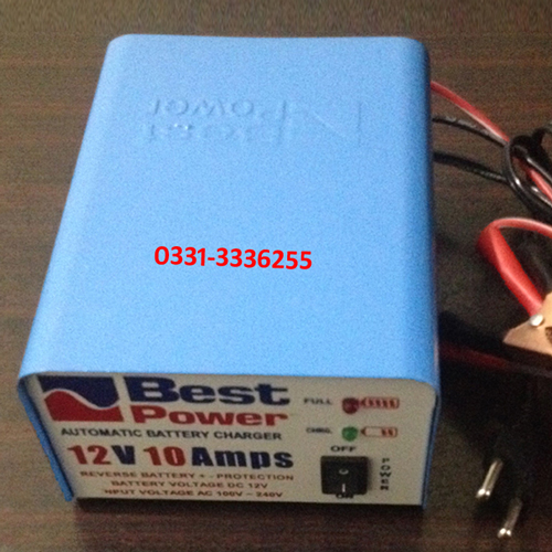 10 Amp New Charger 800 3