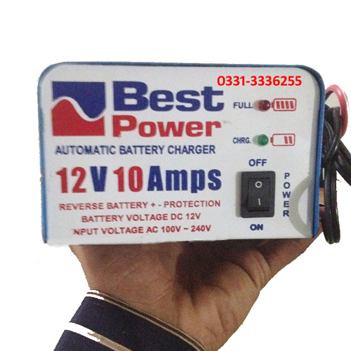 10 Amp New Charger 800 4