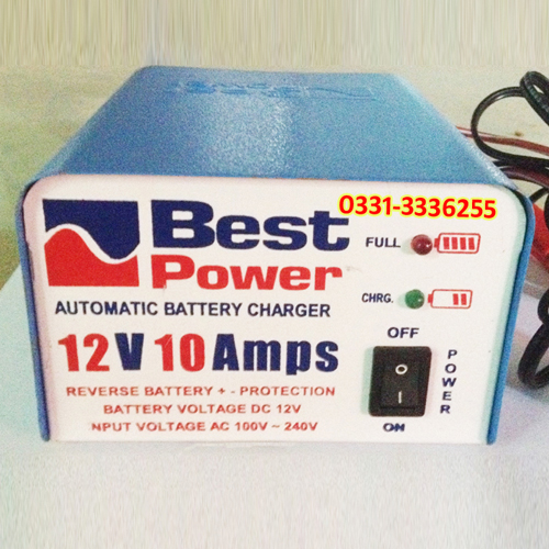 10 Amp New Charger 800 5