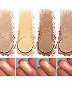 Contour Highlighter Powder Palette 4 Colors 1 1