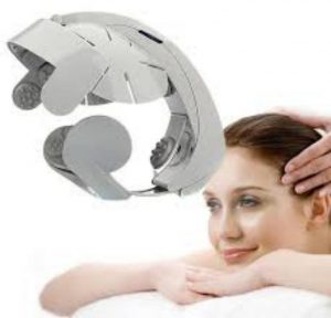 Electric Full Head Massage Machine