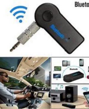Wireless Car Bluetooth Receiver