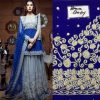 Chiffon Dress With Full Ghair Handwork Embroidered Sharara DM KF 568.jpg