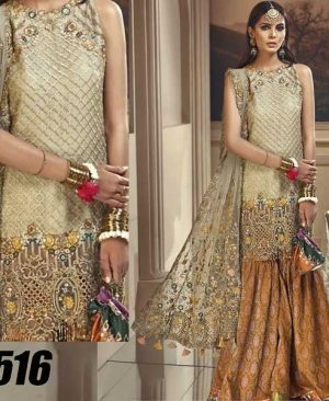 Cut Work Net Dress With Net Dupatta Jamawar Trouser DM AN 516.jpg