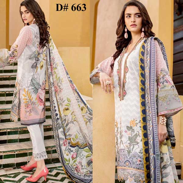 8a3a507286 Embroidered Lawn Suit With Chiffon Dupatta Lawn Trouser DM BAR 663.jpg
