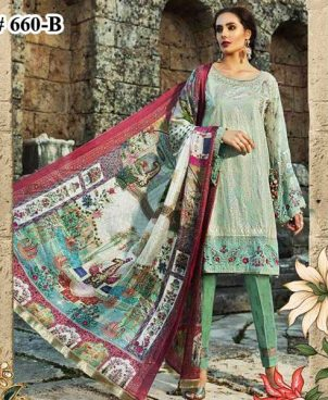 Embroidered Lawn With Chiffon Dupatta Crinkle Chiffon Sleeves DM MB 660 B 3.jpg