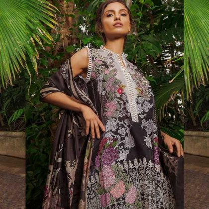 Embroidery Lawn Printed Suit With Chiffon Dupatta DM SN 668 B 1.jpg