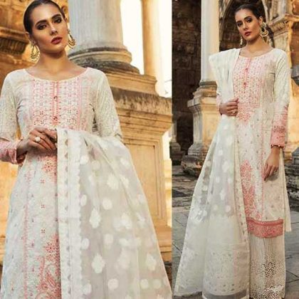 Embroidery Lawn Suit With Chiffon Dupatta Lawn Trouser DM MB 652 A 1 1.jpg